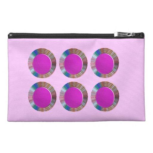 Disco redondo del disco de las joyas de los círcul