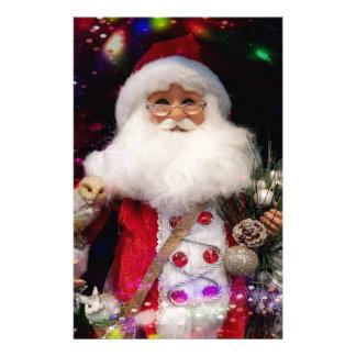 Disco Santa Stationery