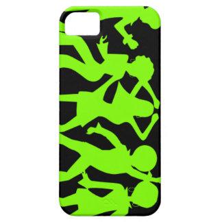 Disco Shadows iPhone SE/5/5s Case