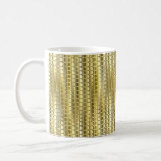 Disco Shimmer Classic White Coffee Mug