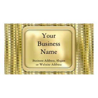 Disco Shimmer Double-Sided Standard Business Cards (Pack Of 100)