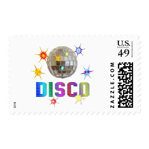 Disco Stamp
