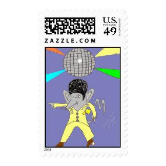 """disco stamp"""