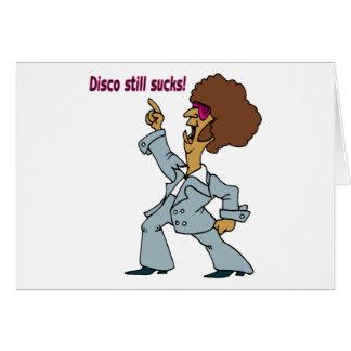 Disco Still Sucks Card
