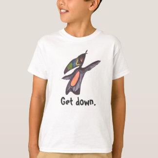Disco toucan shirt