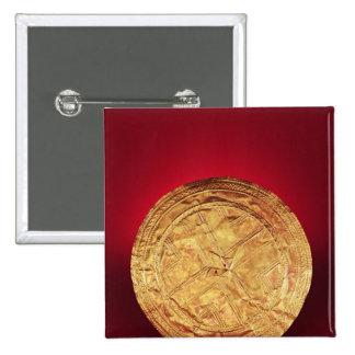 Disco usado posiblemente como broche, de Tedavnet Pin