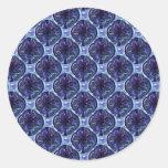 Disco Warp Art Pattern 1 - Abstract Sticker