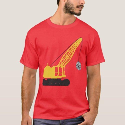 Disco Wrecking Ball T_Shirt