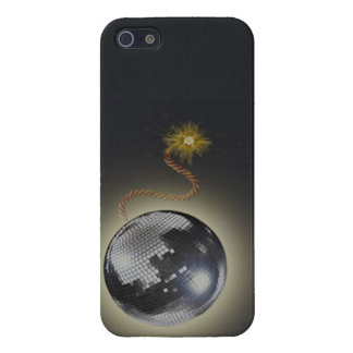DiscoBomb Iphone oficial 5case iPhone 5 Protectores