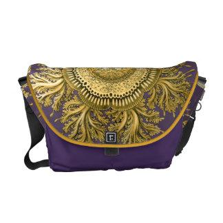 Discomedusae Messenger Bag
