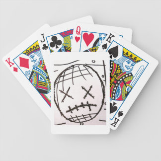 Discomfort of an Unsettled Nature Bicycle Playing Cards