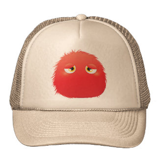 Disconsolate Furry Monster Hats