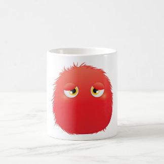 Disconsolate Furry Monster Mug