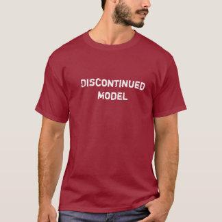 Discontinued Model Men's T-Shirt