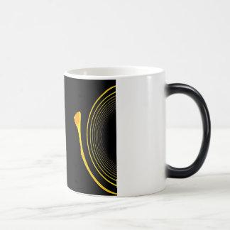 Discord of Generations 11 Oz Magic Heat Color-Changing Coffee Mug