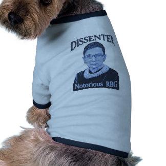 Discorde notorio camiseta con mangas para perro