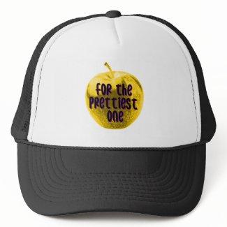 Discordian 1 trucker hat