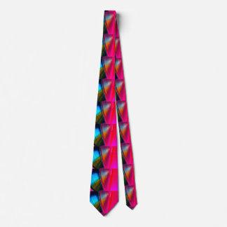 Discos de vinilo magentas corbata personalizada