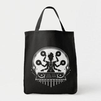 discoshiva grocery bag
