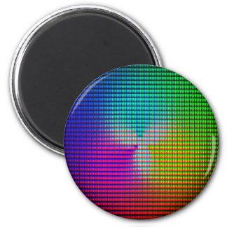 DiscoTech 5 Imán Redondo 5 Cm