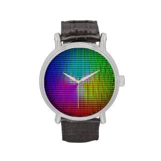 DiscoTech 5 Relojes De Pulsera