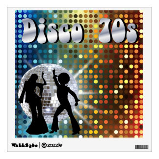 Discotheque Wall Sticker
