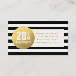 discount cards zazzle