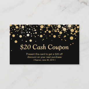 Discount Cards Zazzle