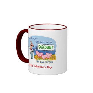 Discount Love Ringer Mug