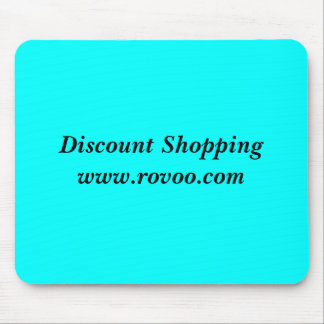 Discount Shoppingwww.rovoo.com Mouse Pad