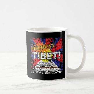 DISCOUNT TIBET COFFEE MUG