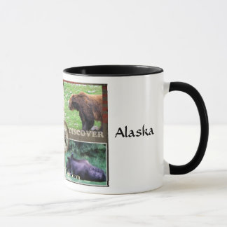 Discover Alaska Mug