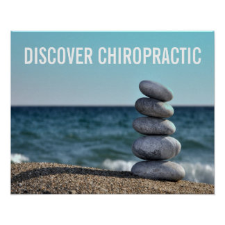 Discover Chiropractic 20x16 Poster