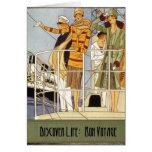 Discover Life:  Bon Voyage Greeting Card