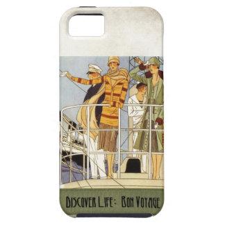 Discover Life:  Bon Voyage iPhone SE/5/5s Case