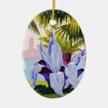 Discover Puerto Rico Christmas Ornament