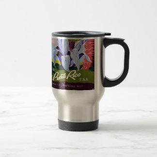 Discover Puerto Rico Travel Mug