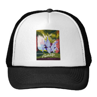 Discover Puerto Rico Trucker Hat
