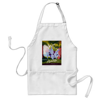 Discover Puerto Rico U.S.A. Adult Apron