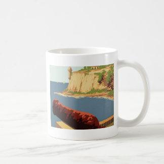 Discover Puerto Rico U.S.A., Coffee Mug
