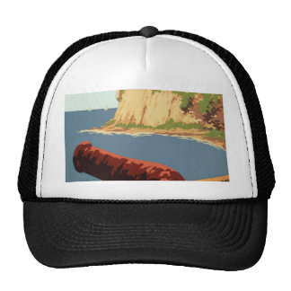 Discover Puerto Rico U.S.A., Trucker Hat