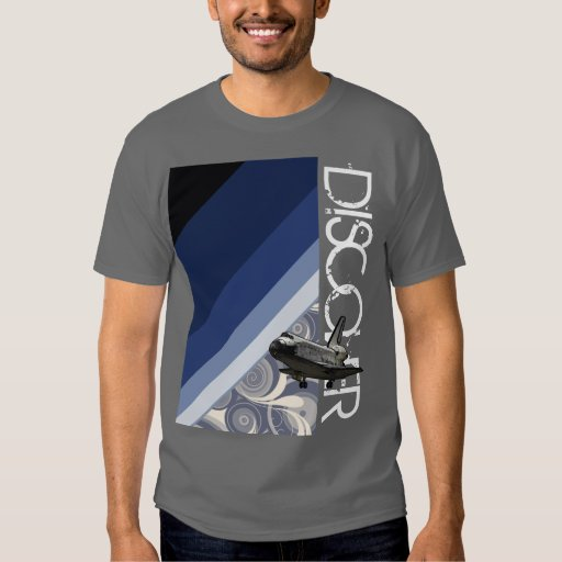 Discover Space Shuttle T-shirt