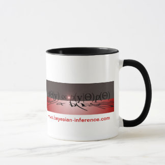 Discover the Ways of Bayes Coffee Mug