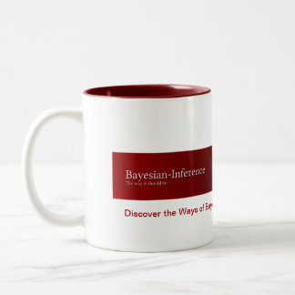 Discover the Ways of Bayes the coffee mug