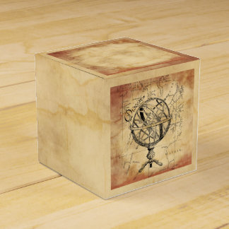 Discover the World Favor Box