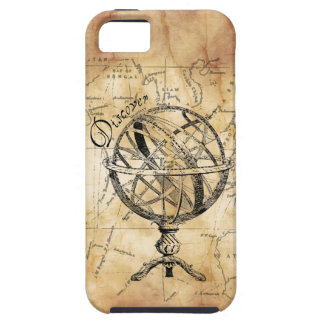 Discover the World iPhone SE/5/5s Case