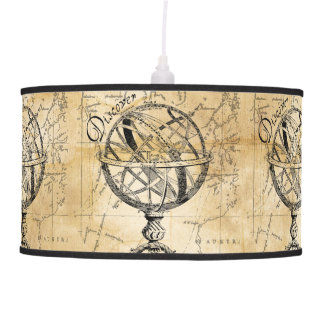 Discover the World Ceiling Lamps