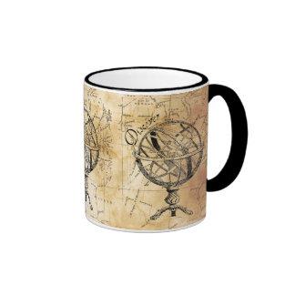 Discover the World Coffee Mugs