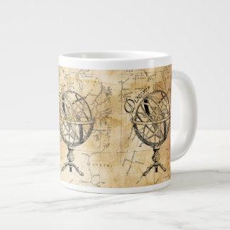 Discover the World Jumbo Mugs
