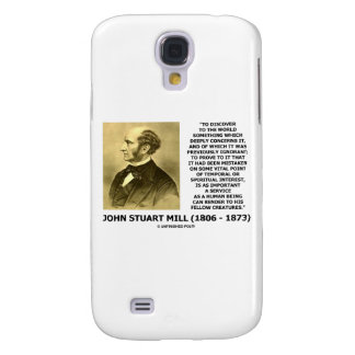 Discover To The World Service Human Beings JS Mill HTC Vivid Covers